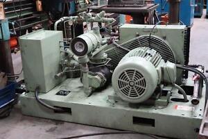 Gardner-Denver EJBQFB 460v, 25 HP, 1990