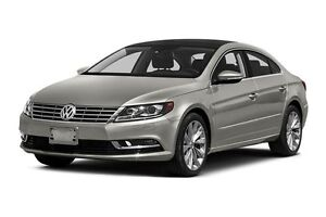 2015 Volkswagen CC Sportline ACCIDENT FREE, LOW KMS, LIKE NEW
