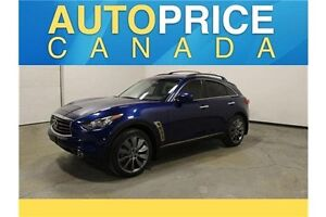 2012 Infiniti FX35 Limited Edition LIMITED EDITION NAVIGATION