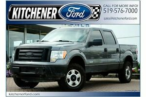 2011 Ford F-150 XLT/4X4/V6/3.5L/PWR GROUP/AC/TOW PCKG