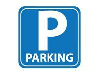 Secure parking space for rent 3 minutes walk from Canary Wharf, 1 minute walk from South Quay DLR
