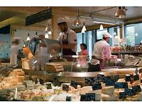 Looking for italian deli assistants - Cercasi salumiere, banchista, gastronomo italiano