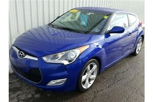 2012 Hyundai Veloster Base BASE EDITION SPORTY HATCHBACK WITH...