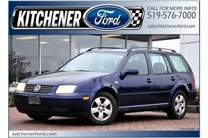 2004 Volkswagen Jetta GLS/LEATHER/SUNROOF/WAGON/HEATED SEATS/...