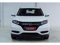 Honda HR-V I-DTEC S (white) 2016