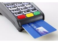 Card processing Machines or chip and pin for merchant