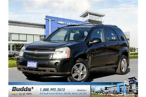 2008 Chevrolet Equinox LT Safety & E Tested