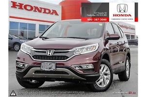 2016 Honda CR-V SE MULTI-ANGLE REAR VIEW CAMERA W/DYNAMIC GUI...