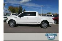 2014 Ford F-150 Platinum, power running boards, moon roof, 3.5L