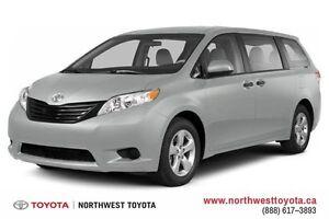 2013 Toyota Sienna XLE 7 Passenger