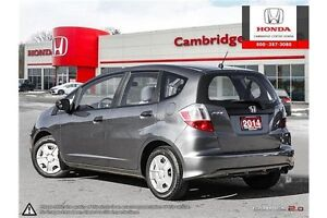 2014 Honda Fit DX-A AIR CONDITIONING | AUXILIARY STEREO INPUT... Cambridge Kitchener Area image 4