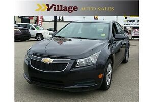 2014 Chevrolet Cruze 1LT FULLY LOADED, A MUST SEE!!