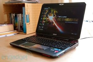 MSI GT683DXR Downtown-West End Greater Vancouver Area image 1