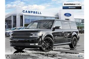 2016 Ford Flex Limited AWD-LEATHER-LOADED