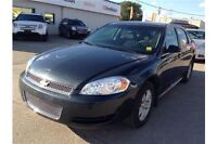 2012 Chevrolet Impala LS SMOOTH AND COMFORTABLE!