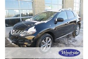 2014 Nissan Murano Platinum 3.5L V6, AWD, LEATHER, BACKUP CAM