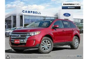 2013 Ford Edge SEL LEATHER-NAVIGATION-AWD-POWER ROOF