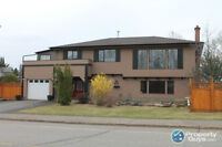 Large Executive Home with Suite in Desirable Location for Sale