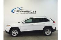 2015 Jeep CHEROKEE NORTH- 3.2L! 4x4! REMOTE START! PWR LIFTGATE!