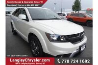 2015 Dodge Journey Crossroad Delta/Surrey/Langley Greater Vancouver Area Preview