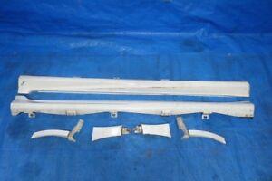 JDM Subaru Forester STi OEM Side Skirts Rocker Panels Fillers