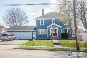 Well maintained home in desirable Sydney neighbourhood