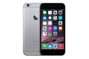 iPhone 6 128GB factory unlocked Smartphone works perfectly works