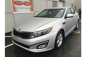 2015 Kia Optima LX Auto, Heated Seats Finance For $119 Bi-Weekly