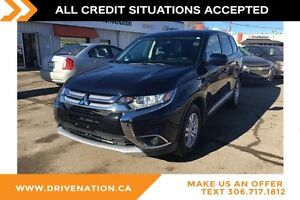 2016 Mitsubishi Outlander ES FACTORY WARRANTY, ROAD SIDE ASSI...