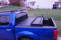 Couvre-Caisse (tonneau cover) solide repliable Toyota