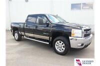 Used 2011 Black Chev 2500HD Crew Diesel 4x4! Lots of Goodies!