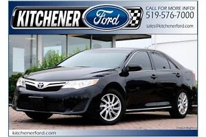 2014 Toyota Camry LE LE/AUTO/2.5L/SUNROOF/CAMERA/PWR GROUP/RE...