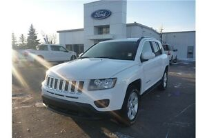 2014 Jeep Compass Sport/North PST PAID! LOCAL TRADE!