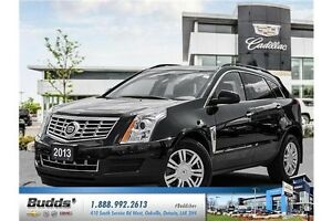 2013 Cadillac SRX Leather Collection CPO INSPECTED