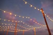 Festoon Lighting Hire, Wedding & Party Lighting Rentals in Sydney Sydney City Inner Sydney Preview
