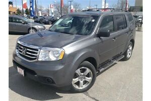 2013 HONDA PILOT  LX - AWD - CLOTH INTERIOR