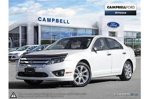2012 Ford Fusion SEL 49,000 KMS-LOADED-LEATHER-POWER ROOF