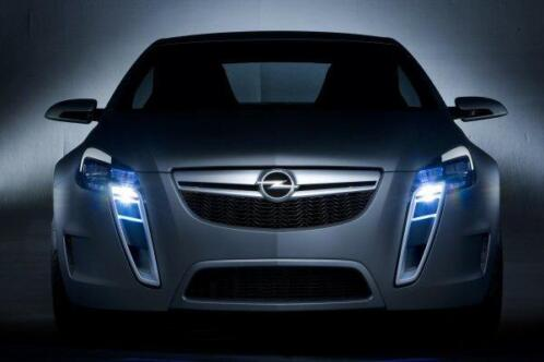 opel led verlichting exterieur interieur drl dashboard