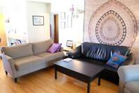 SHORT TERM (4 MONTH) FURNISHED ROOM IN FUN EAST VANCOUVER HOUSE