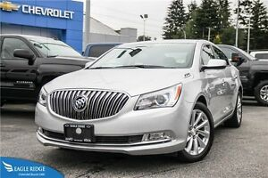2016 Buick LaCrosse Base Satellite Radio and Backup Camera