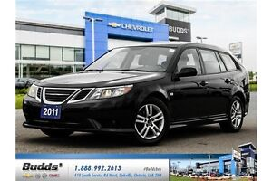 2011 Saab 9-3 Safety and E tested