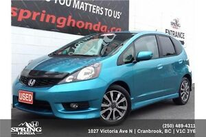 2014 Honda Fit Sport $120 Bi-Weekly
