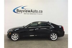 2014 Cadillac ATS - AWD! TURBO! TINT! LEATHER! BOSE SOUND!