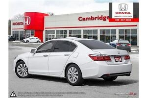 2014 Honda Accord EX-L LEATHER INTERIOR | SUNROOF | LANEWATCH DE Cambridge Kitchener Area image 4