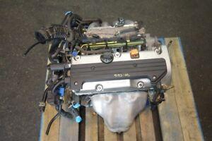 JDM Engine Honda Acura K24A K20A CRV Accord RSX TSX Element