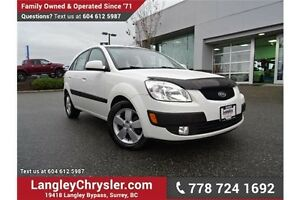 2008 Kia Rio5 EX-Sport LOCALLY DRIVEN & ACCIDENT FREE