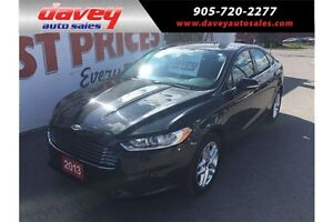 2013 Ford Fusion SE BLUETOOTH, ALLOY WHEELS, MP3 INPUT