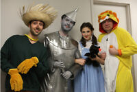 The Wizard of Oz: The Munchkin Murder Mystery