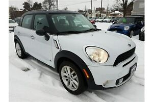 2012 Mini Cooper S Countryman ALL 4 !!!  ACCIDENT FREE !!! LE... Kitchener / Waterloo Kitchener Area image 8