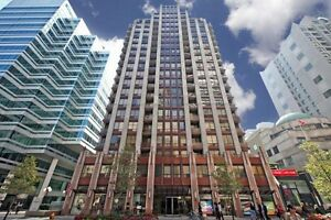Yonge Bloor 1 Br Condo for Rent, available Sep 1st